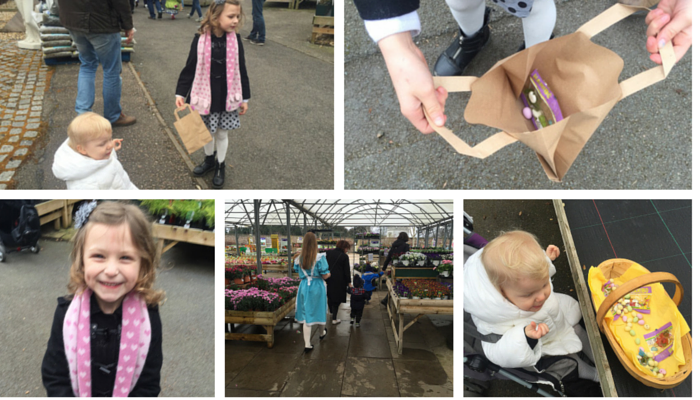 Wyevale Garden Centre collage 4