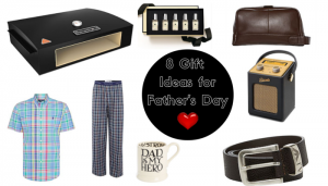 8 Gift Ideas for Father's Day