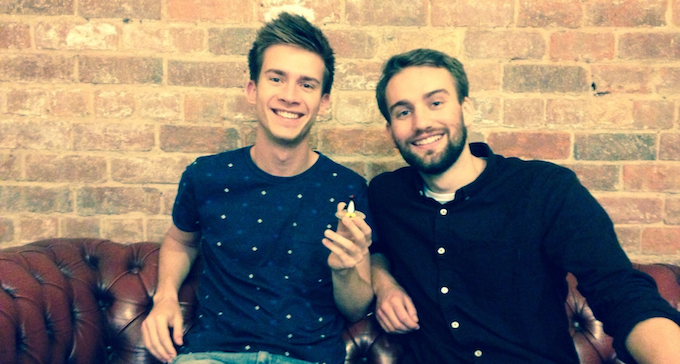 Alex and Jonny