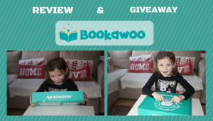 Review: Bookawoo Kid's Subscription Service & Giveaway