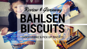 Review – Bahlsen Biscuits & Giveaway