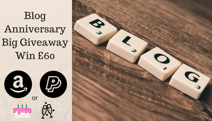 Blog Anniversary Giveaway FI