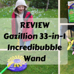 Review – Gazillion 33-in-1 Incredibubble Wand