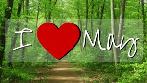 I love May