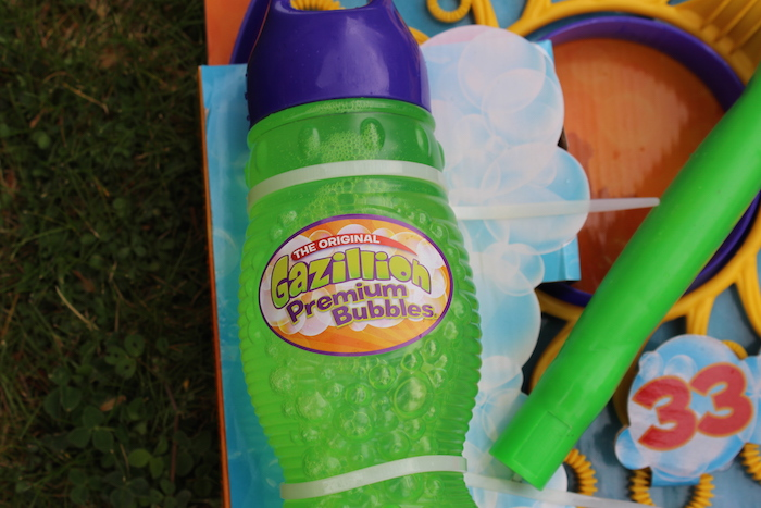 Gazillion Premium Bubble Bottle