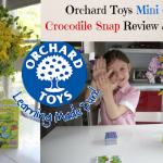 Orchard Toys Mini Games Crocodile Snap Review & Giveaway