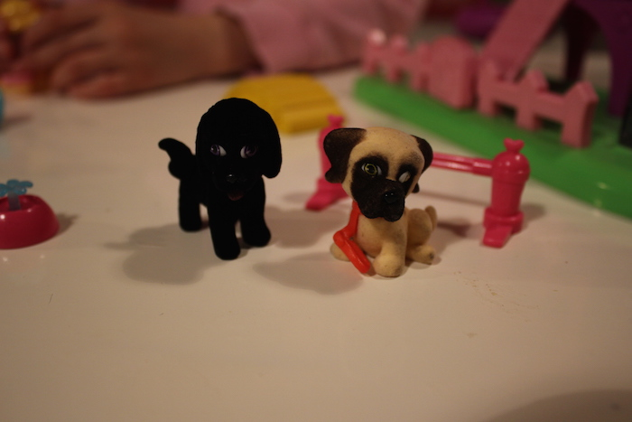 Playset with puppies 1