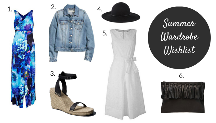 Summer Wardrobe Wishlist FI