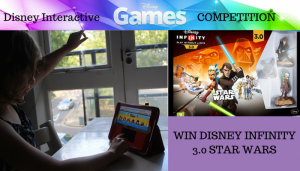 COMPETITION – Win Disney Infinity 3.0 Star Wars