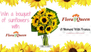 Send Lovely Flowers with FloraQueen + Giveaway