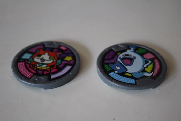 Yo-Kai medalls