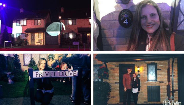 Privet Drive collage 8