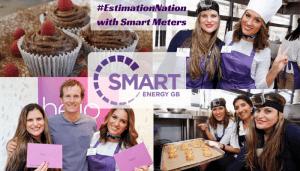 #EstimationNation Baking Challenge with Smart Energy GB