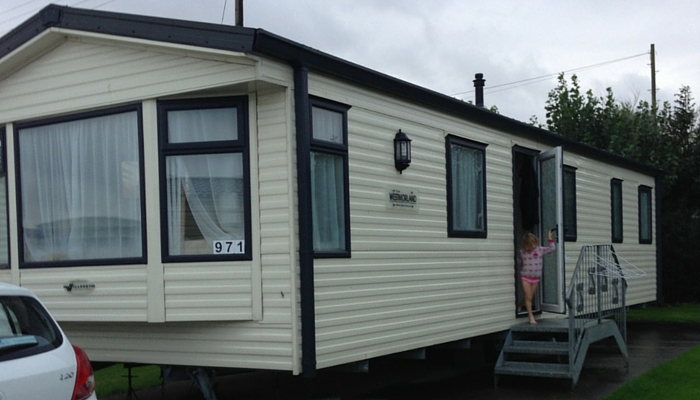 Static Caravan Weekend In Somerset