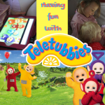 Having Fun With Teletubbies #TeletubbiesLearn