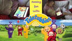 Having Fun With Teletubbies #TeletubbiesLearn