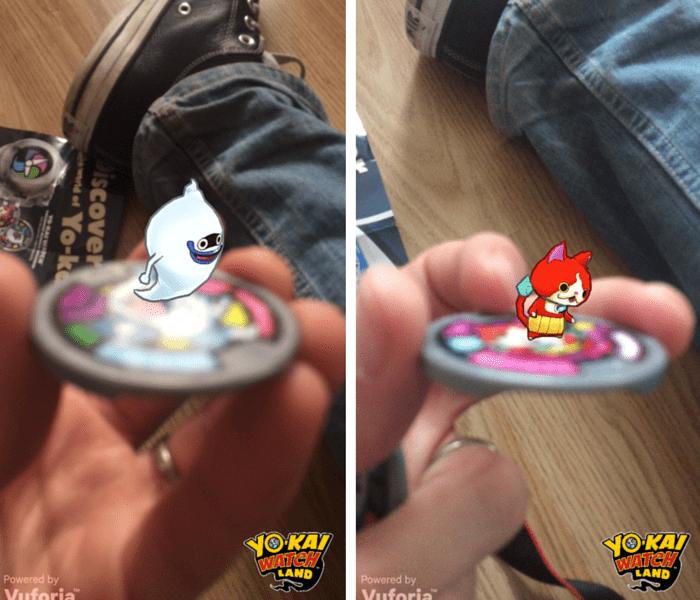 Yo-Kai watch app