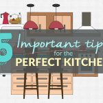 5 Important Tips for Designing The Perfect Kitchen