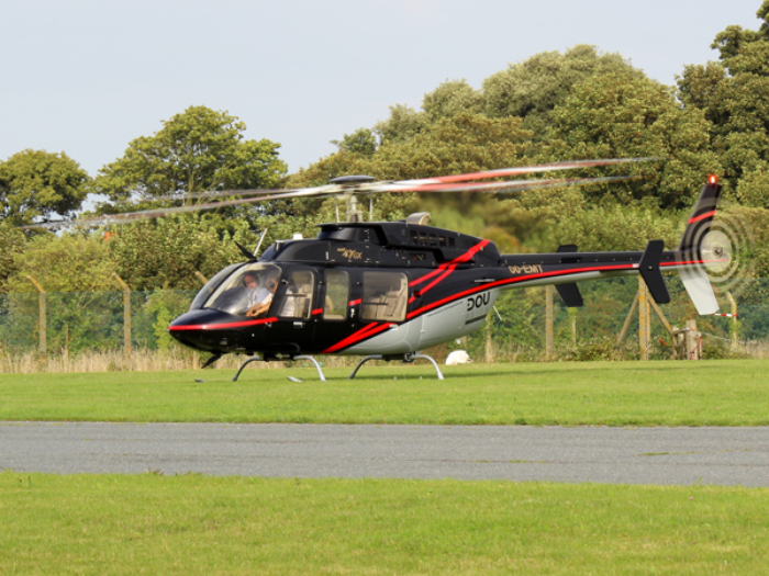 Airbourne Helicopter Pleasure Flights