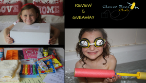 Clever Bees Club Review & Giveaway