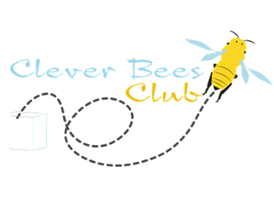 Clever bees logo amended