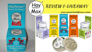 HayMax Review & Giveaway