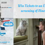 Win 4 Tickets to an Exclusive Screening of Nine Lives