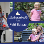 Looking Adorable with Petit Bateau