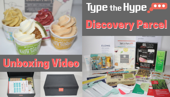 Type the Hype Discovery Parcel FI