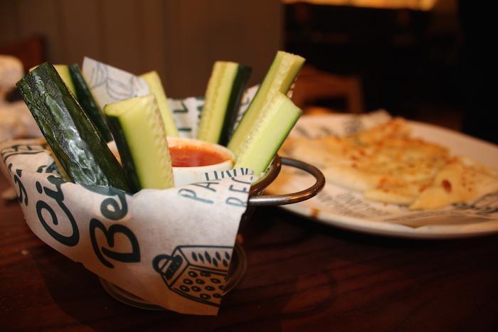 Veggie Dippers