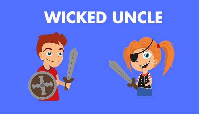 Wicked Uncle logo