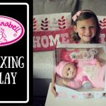 Baby Annabell Doll Unboxing & Play