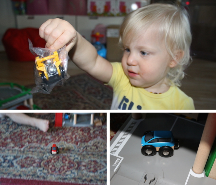 Brio collage cars