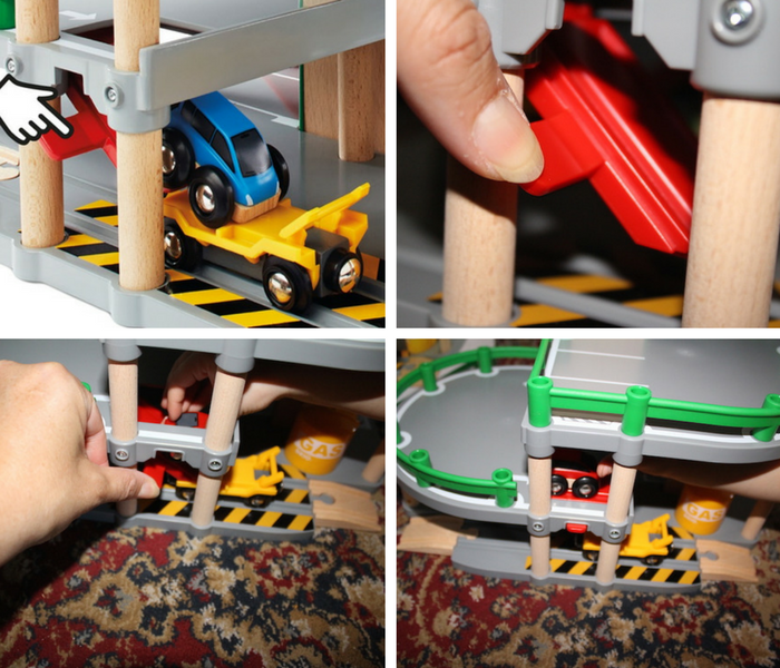 Brio collage ramp