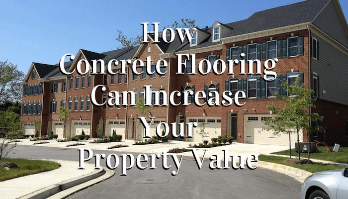 Concrete Floor new FI