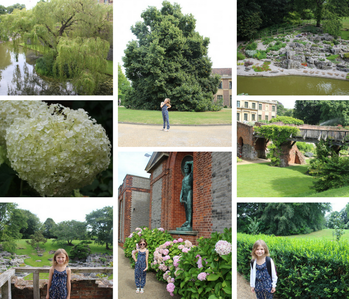 Eltham Palace collage 1