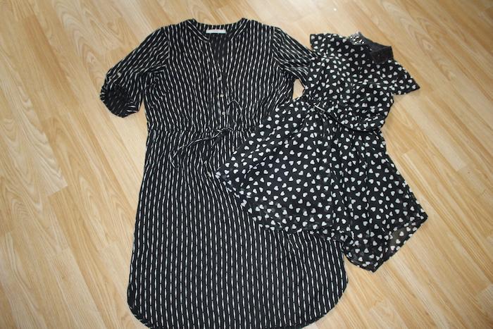 Franca & Bella's dresses