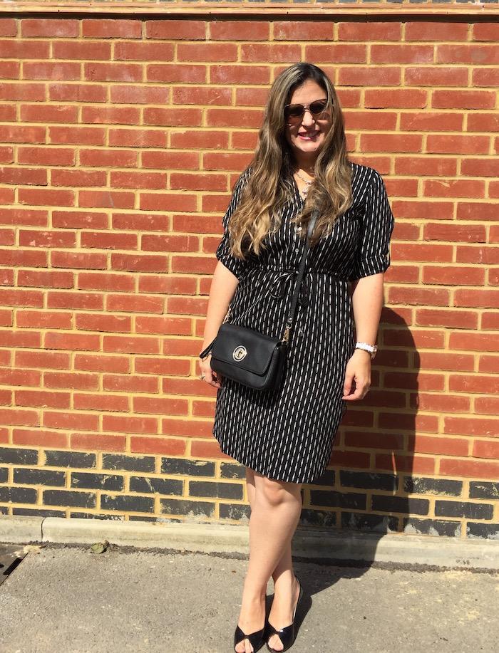 Franca Modelling Dress 1