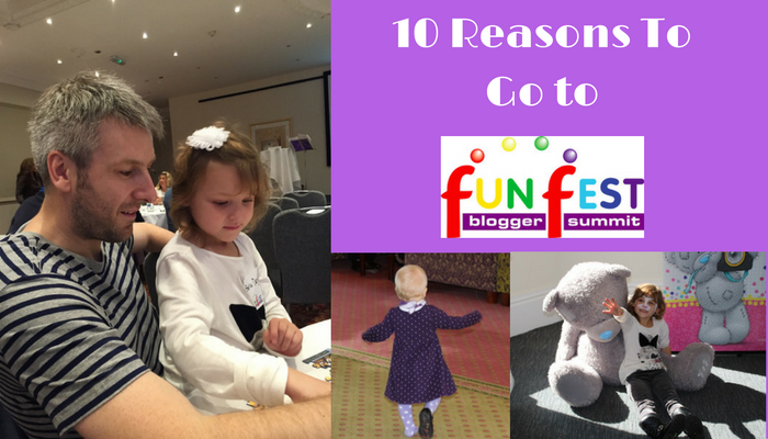 FunFest 10 reasons to go FI