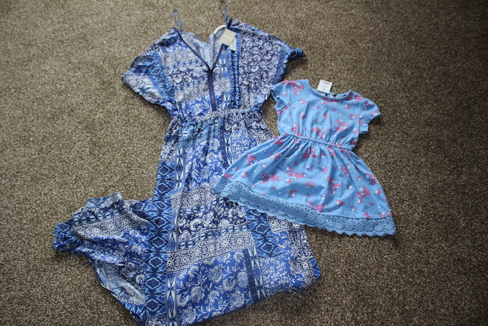 Matching Dresses No 2