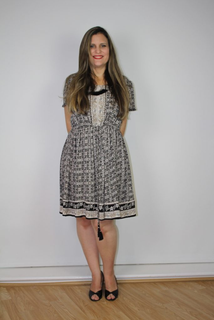 Modelling Dress No 3 photo 1