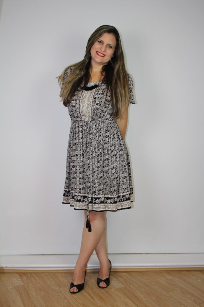 Modelling Dress No 3 photo 2