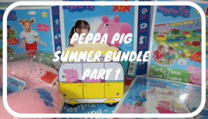 Peppa Pig Summer Bundle Part 1