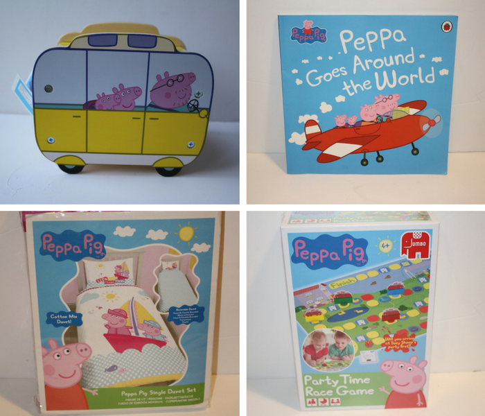 Peppa Pig Summer Bundle collage 2