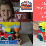Hasbro Play-Doh Town Fire Truck Review