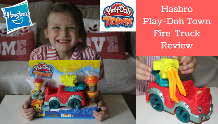Play-Doh Town Fire Truck FI
