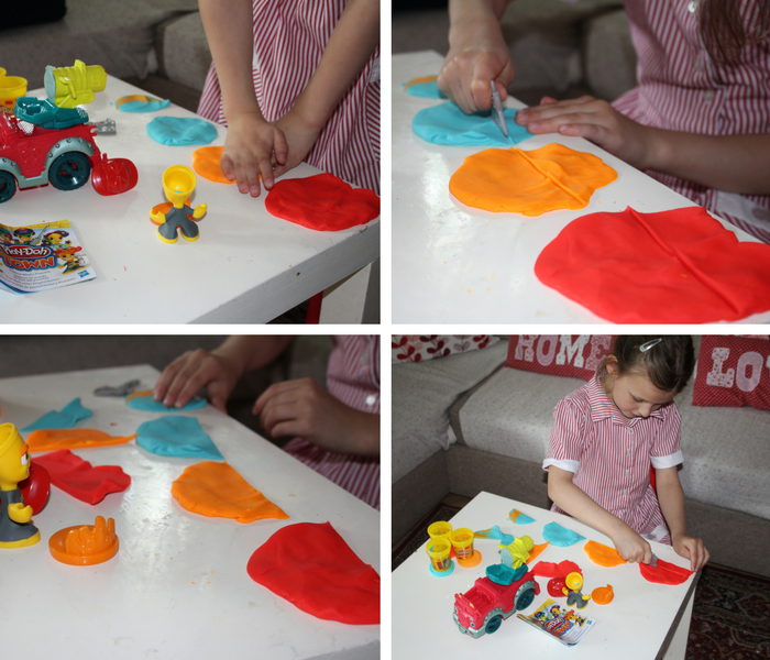 Play Doh Town collage 2
