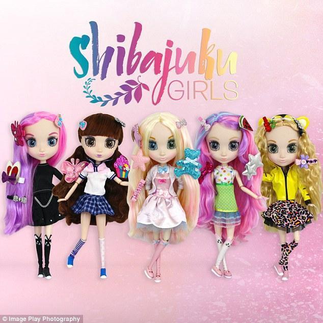 Shibayuku Girls collection