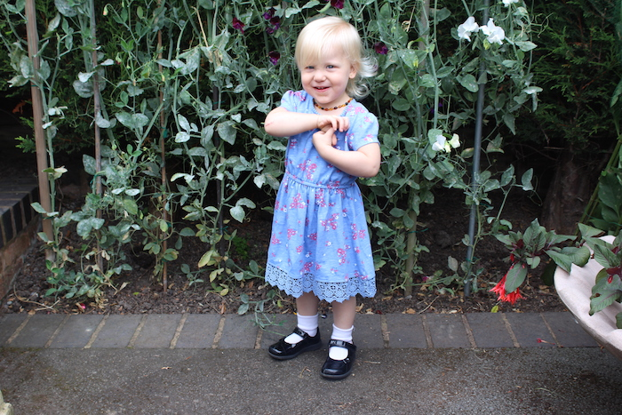 Sienna Modelling Dress No 2