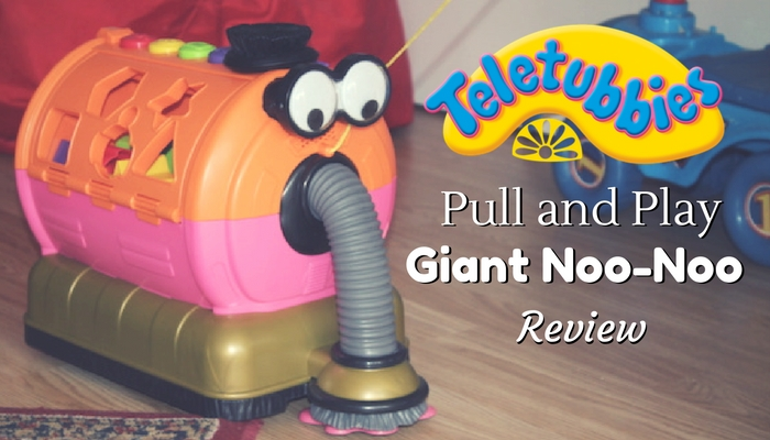 Teletubbies Pull and Play Giant Noo-Noo